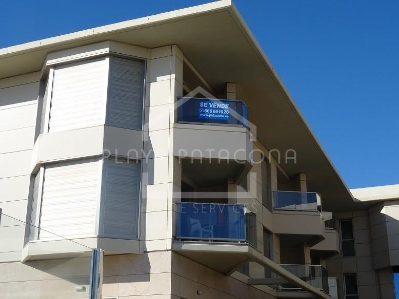 Apartamento en Patacona en residencial de lujo