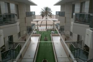 Zonas comunes residencial de lujo