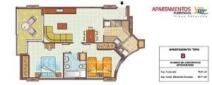 apartamento nuevo patacona
