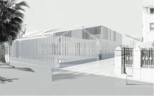 Proyecto de vivienda de diseño