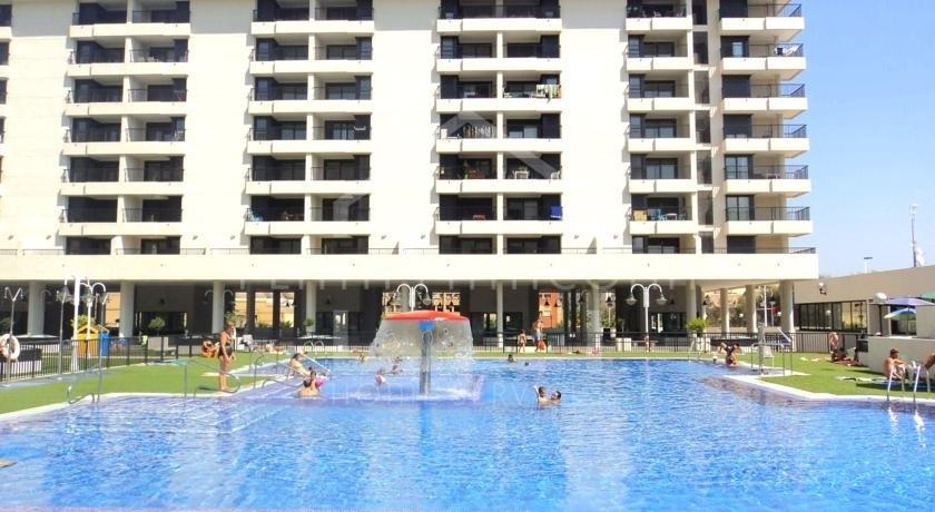 Apartamento Veramar Playa Patacona en el mejor residencial