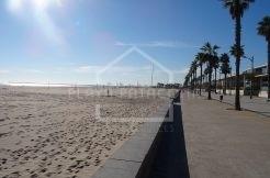 alquiler apartamentos Patacona frente al mar
