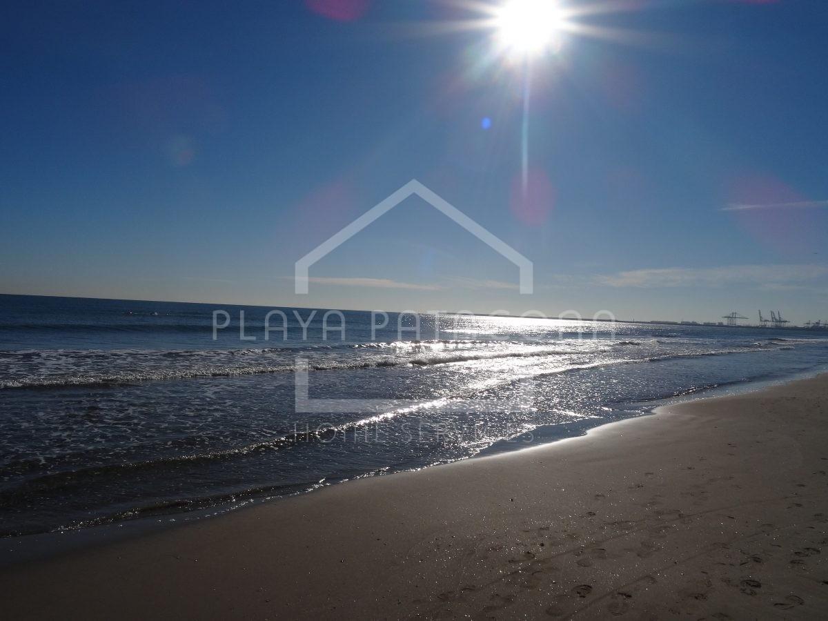 Apartamentos para alquiler anual en Playa Patacona