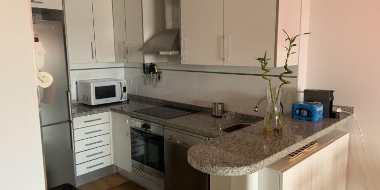 cocina-apartamento-una-habitación-patacona