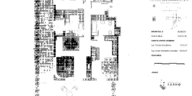 plano-apartamento-playa