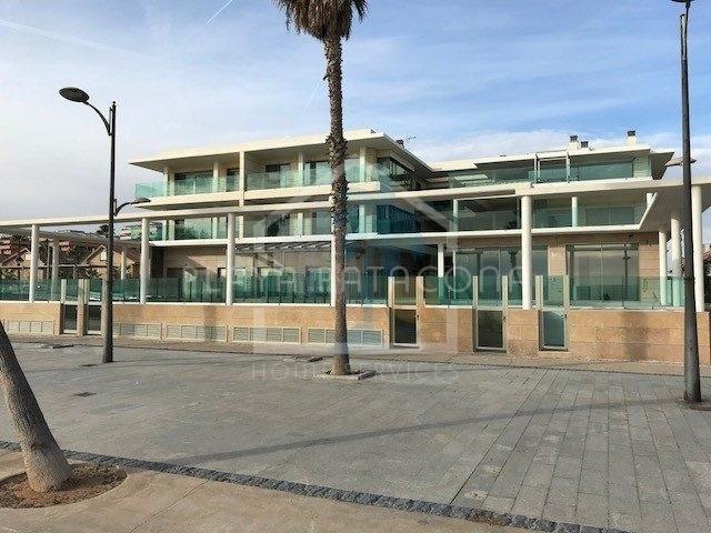 Apartamento obra nueva Patacona alquiler primera línea
