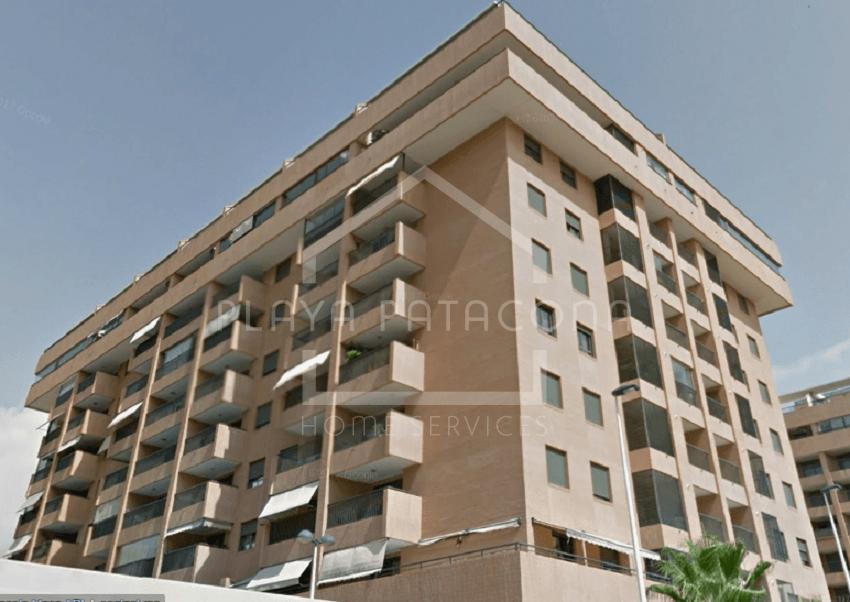Vivienda tres habitaciones Patacona Residencial Piscina
