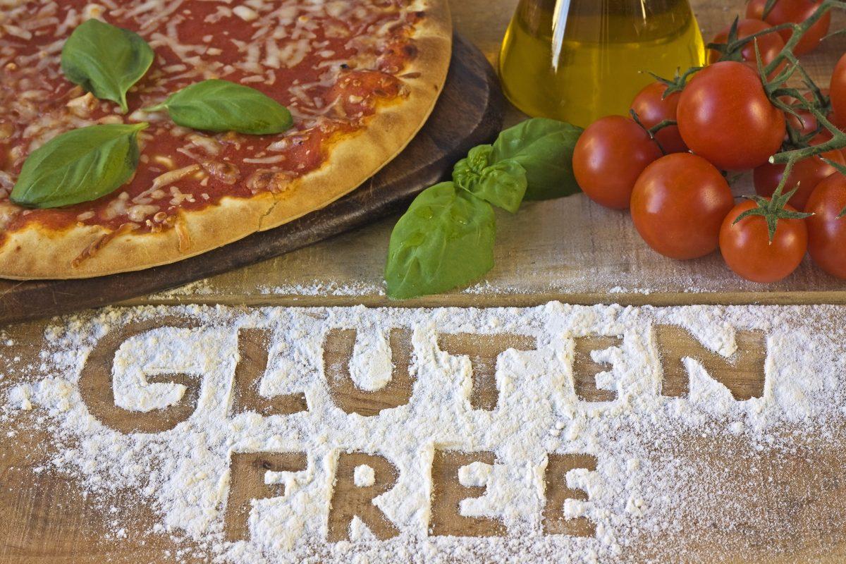 Pizzas gluten free en Un posto al sole
