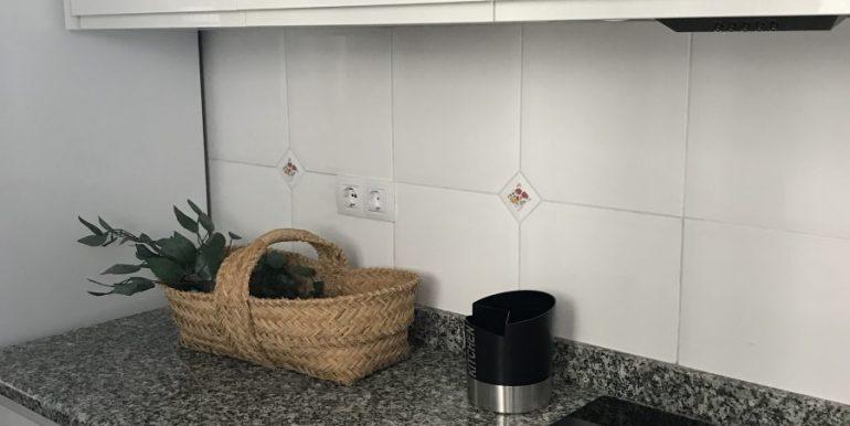 cocina renovada