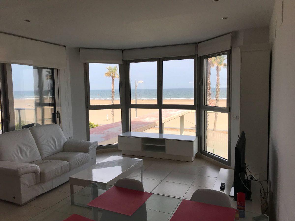 Alquiler apartamento Patacona vistas al mar