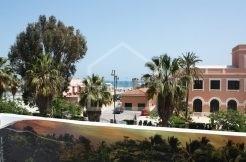 adosado en Valencia con vistas a la playa Malvarrosa