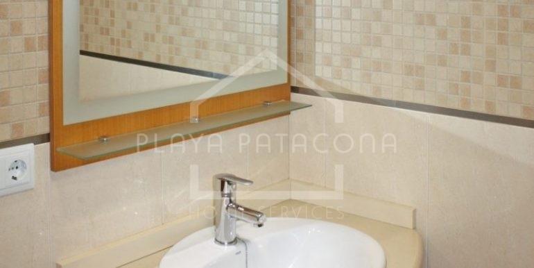 baño vivienda Blasco Ibañez totalmente reformada. Valencia