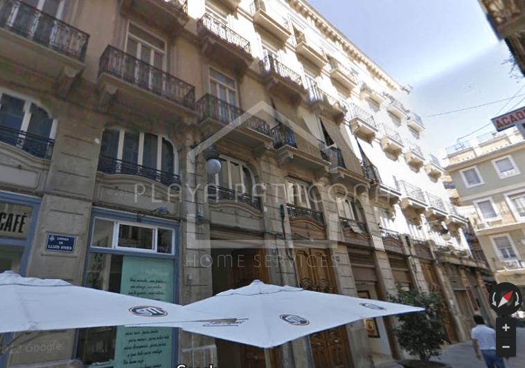 Alquiler vivienda Valencia centro.  Reforma a estrenar.
