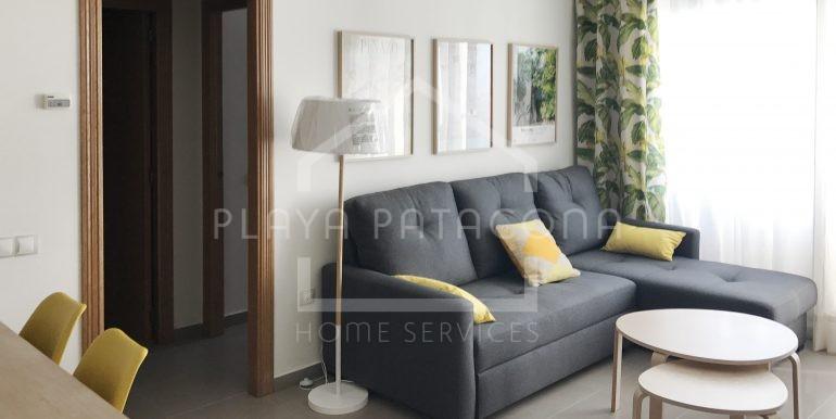 apartamento con salón amplio