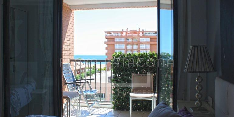 habitacion-vivienda-3-habitaciones-Residencial-piscina-Patacona