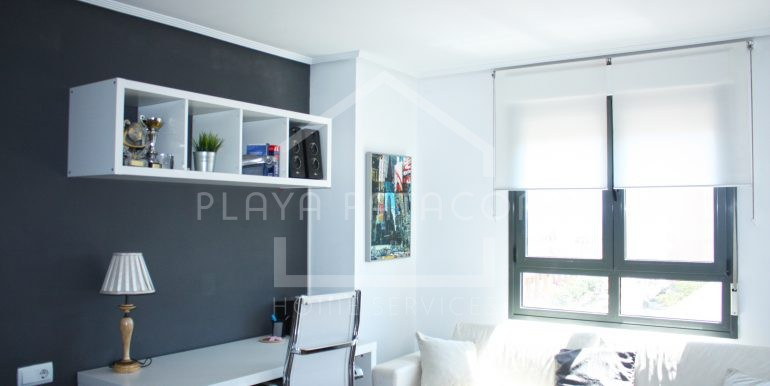 habitación-vivienda-3-habitaciones-Residencial-piscina-Patacona