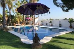 perspectiva piscina
