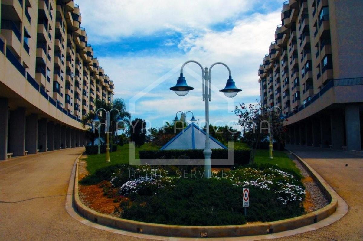 Apartamento alquiler mare nostrum 15 Patacona