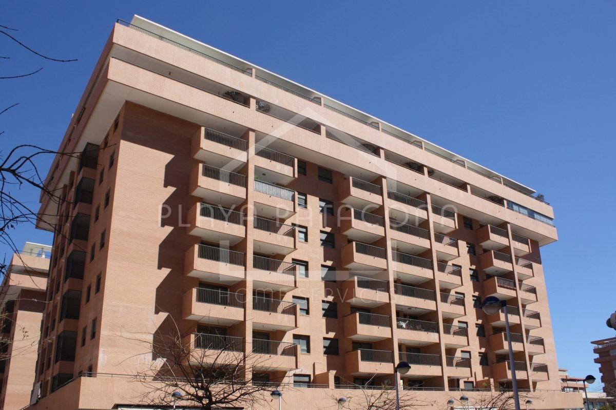 Vivienda tres habitaciones residencial Playa Patacona
