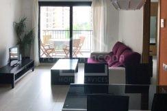 Apartamento alquiler de corta estancia Patacona Veramar