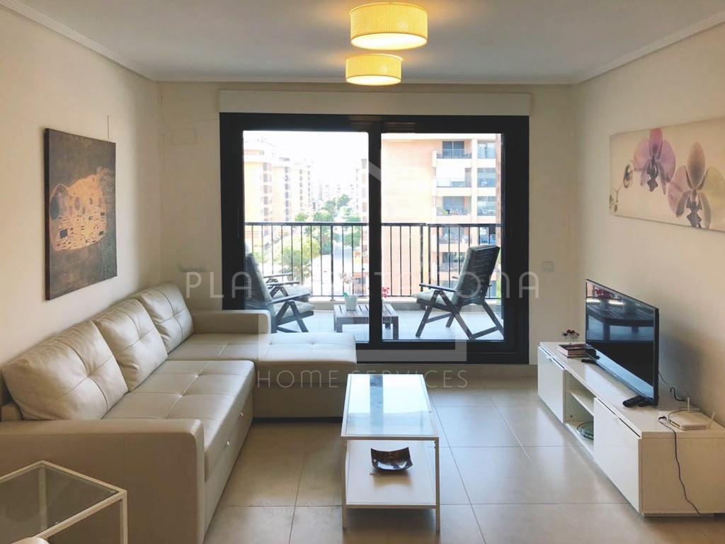Apartamento alquiler corta estancia Patacona Veramar