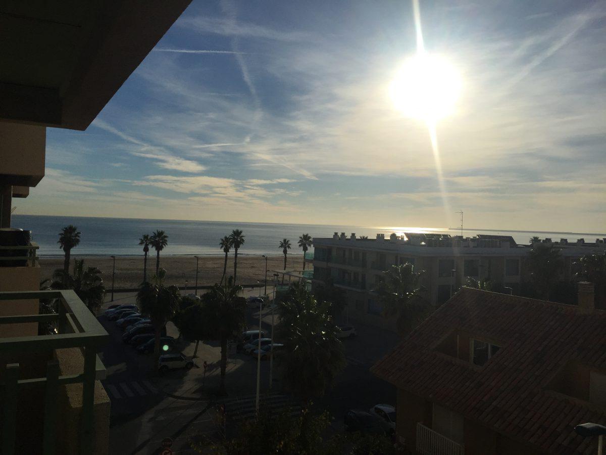 Vivienda con vistas al mar playa Patacona Valencia