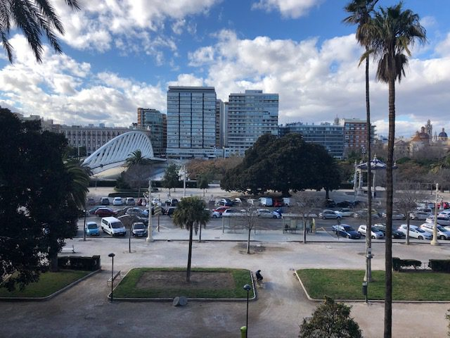 Vivienda Valencia Paseo Alameda