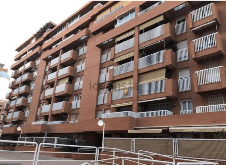 Vivienda tres habitaciones Patacona